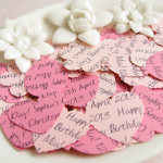 Pink Mix Confetti Shapes